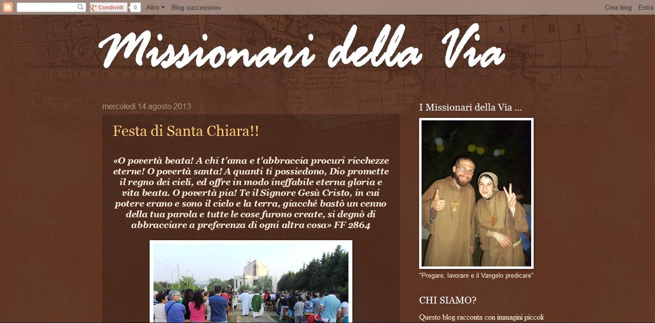 (Italiano) Blog